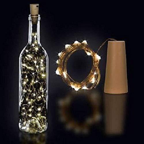 diwali wine bottle decoration