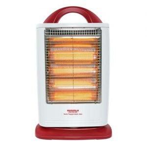 Maharaja Whiteline Lava Neo 1200-Watt Halogen Heater