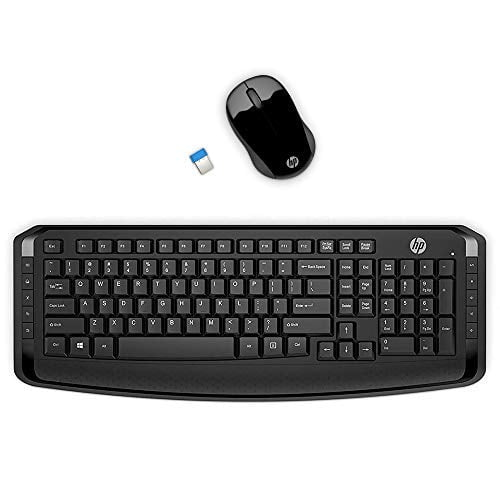 HP 3ML04AA Wireless Keyboard and Mouse Combo
